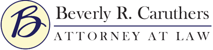 Beverly R Caruthers Law Office