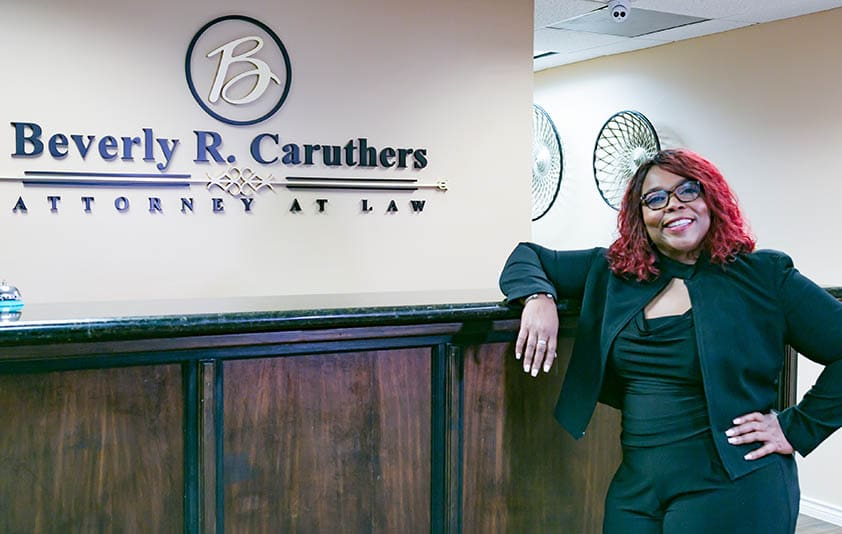 Female Personal Injury Lawyer