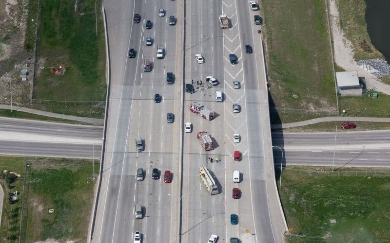 How To Determine Fault in a Multiple Car Pile-Up